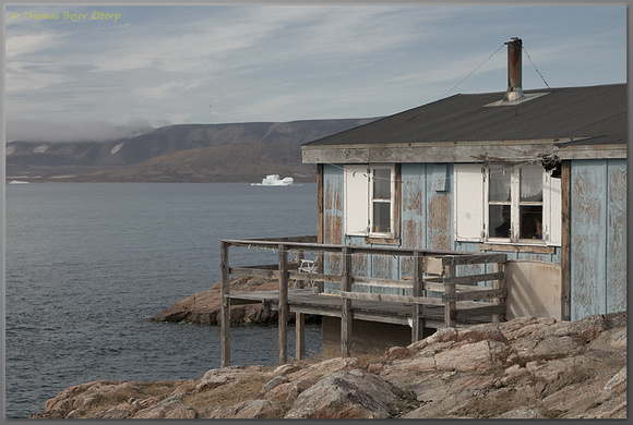 A House by the fiord.